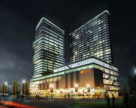 商业建筑照明设计