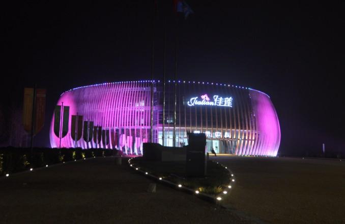 西安照明工程公司是陕西资历较老的照明设计公司