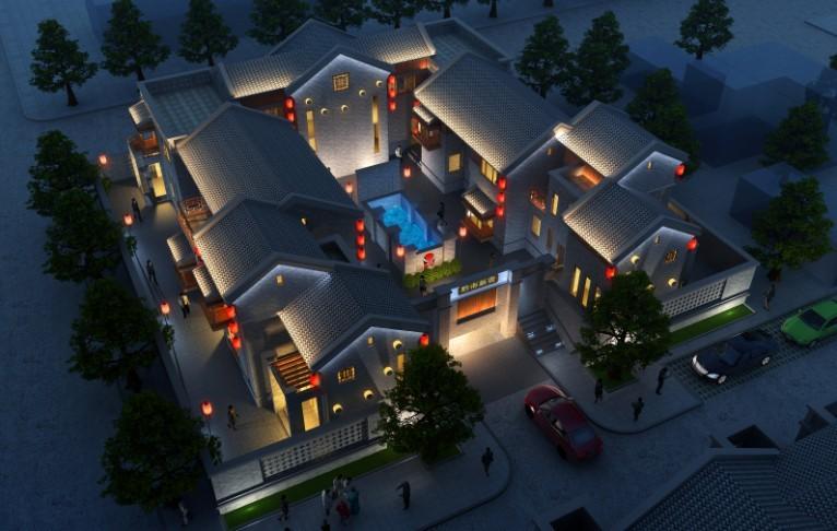 西安 �槭裁催x��LED,LED有哪些���c 古建筑照明