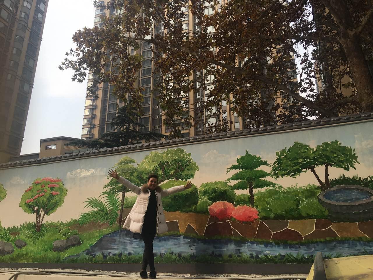 墙体绘画6