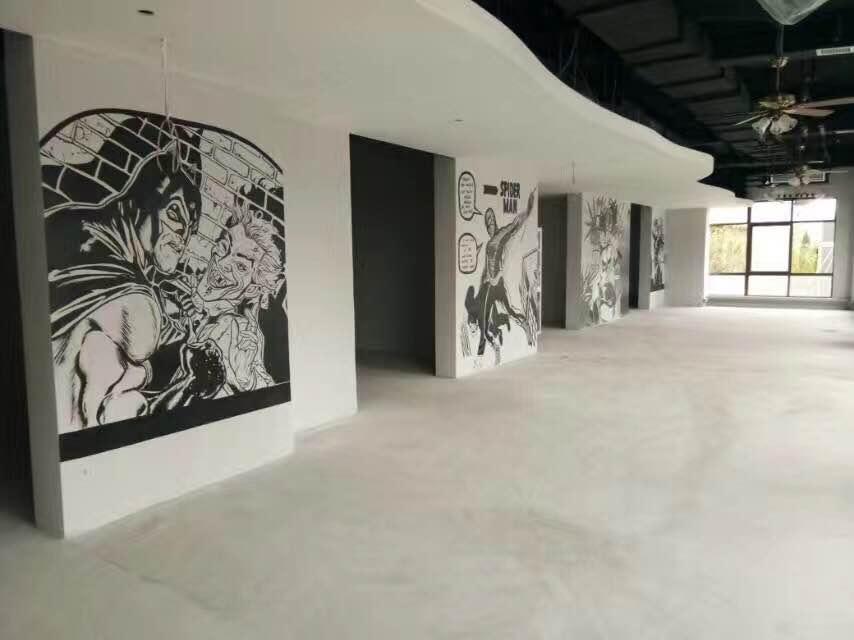 墙体绘画7