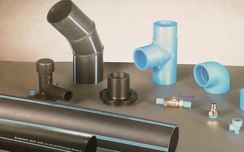 PE排水管和PE给水管的区别