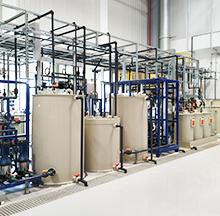 甘肃汽车零部件废水零排放系统工程
