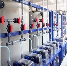 青海容联科技电镀废水处理工程