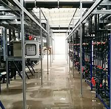 兰州光伏玻璃含盐废水处理工程