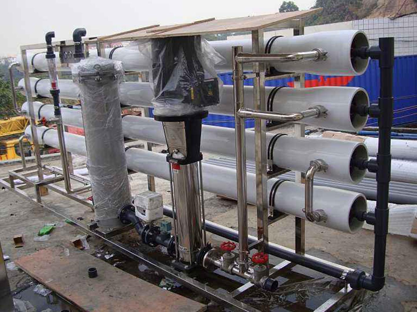 新疆中水回用设备供应厂家