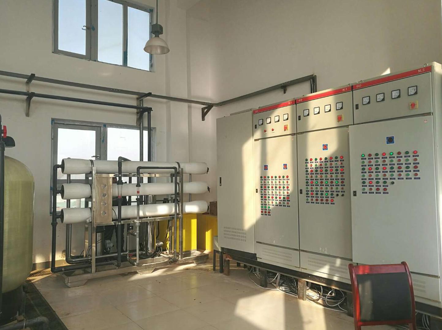 兰州中水回用设备供应厂家