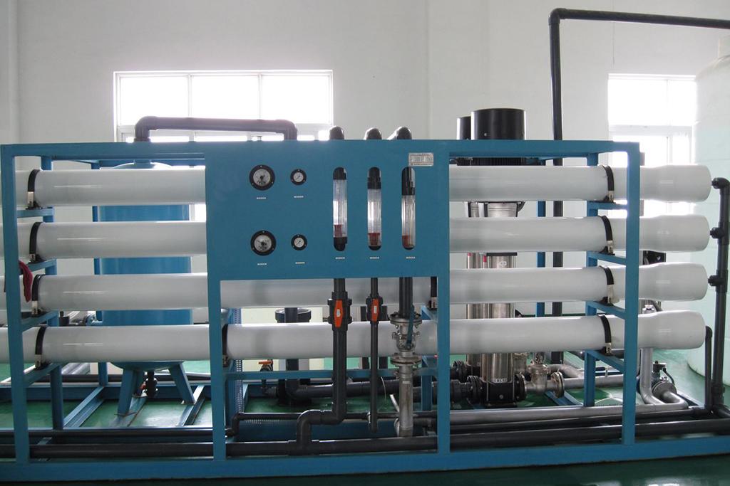 多晶硅纯水设备