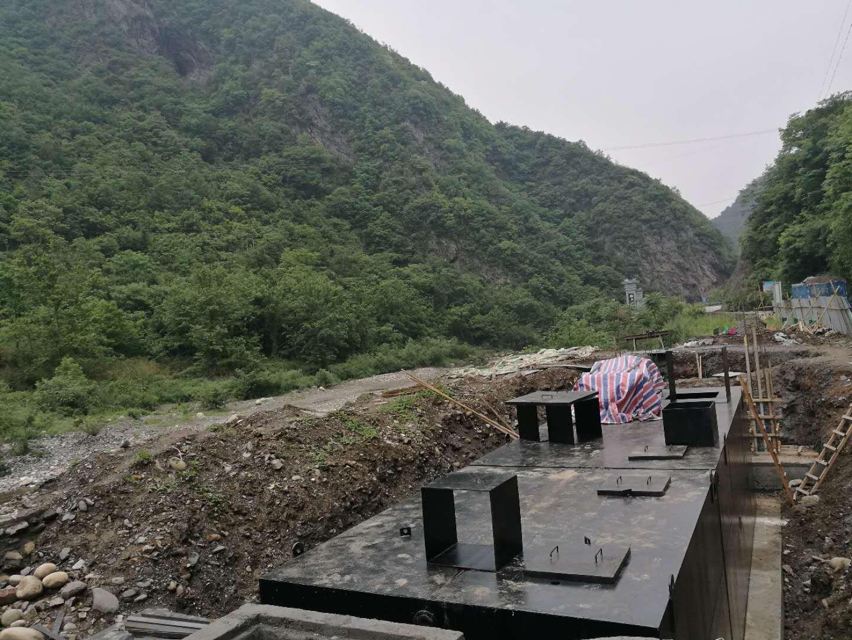 污水处理设备吊装