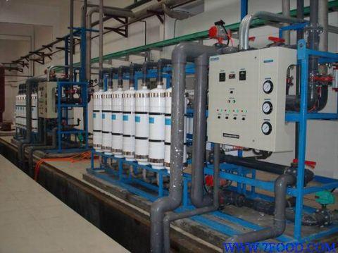工业污水回用处理设备安装在地面还是地下?