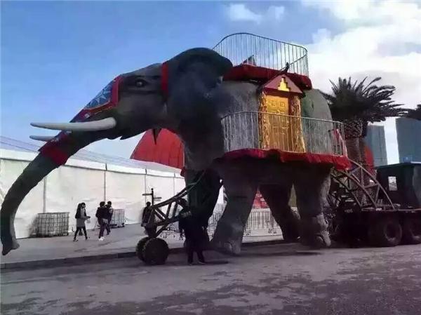 陜西機械大象道具