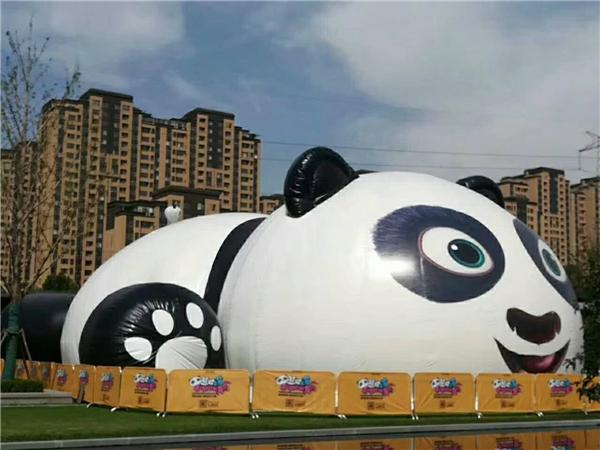 熊貓島樂園氣模道具租賃