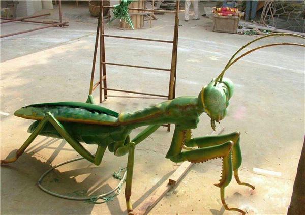 西安昆蟲展活動道具