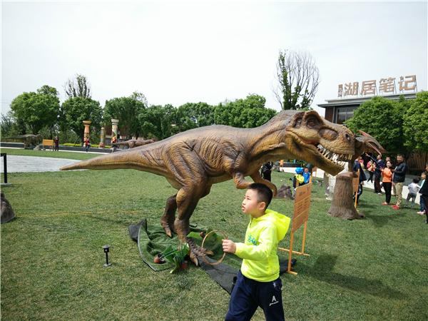 恐龍展覽道具租賃