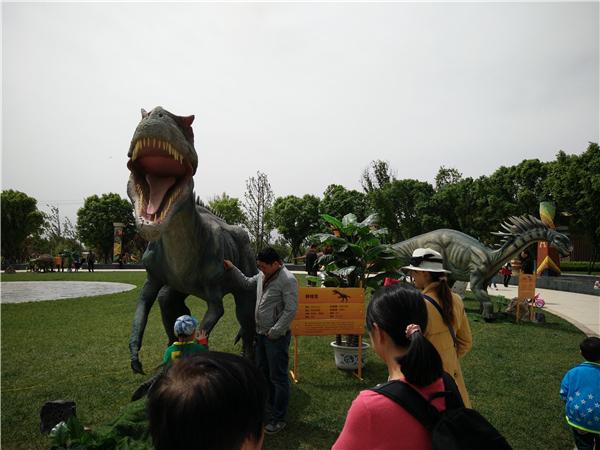 大型恐龍展覽道具租賃