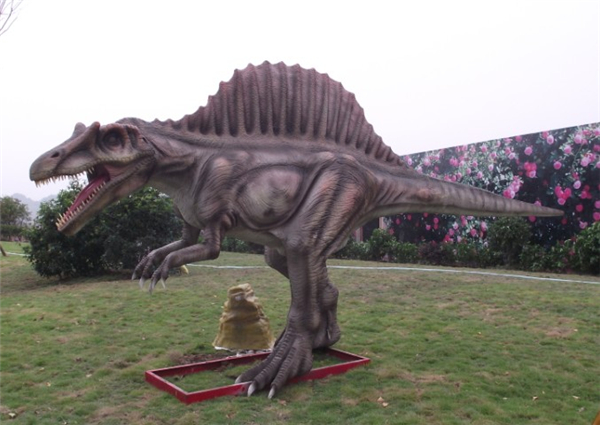 陜西恐龍展活動道具