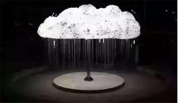 云朵燈道具出租