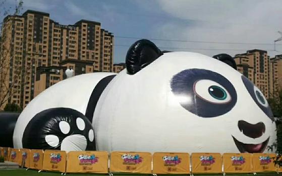 熊貓島樂園活動道具租賃,讓熊孩子樂在其中