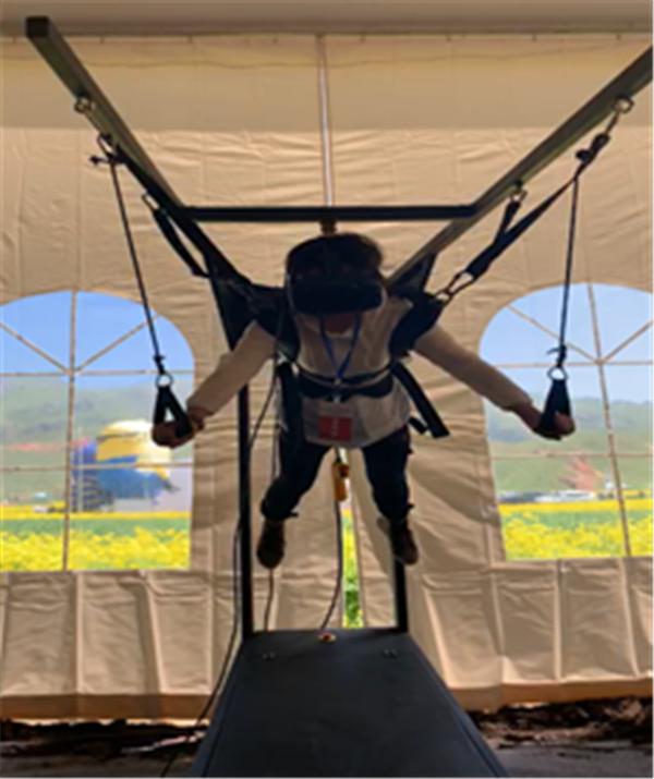VR滑翔傘