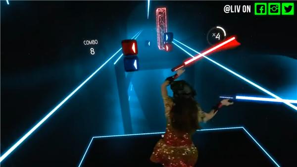 VR節奏光劍