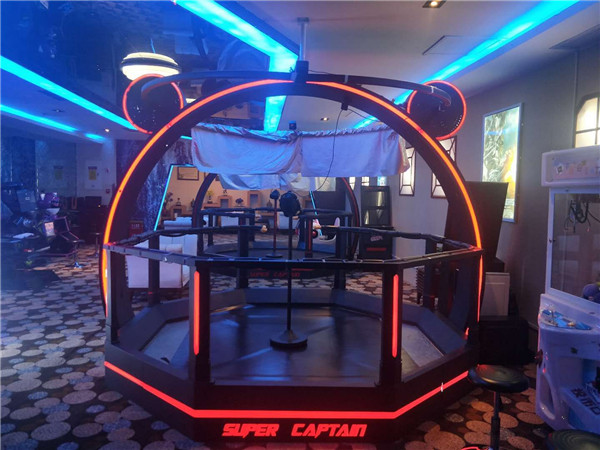 VR天地行游戏道具租赁