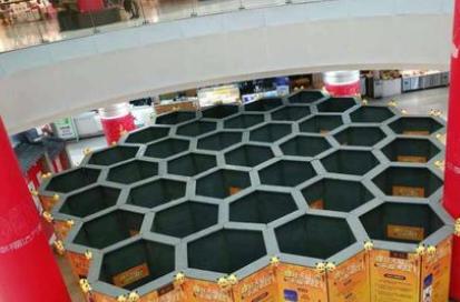 蜂巢迷宮活動道具租賃回來之后怎么安裝?