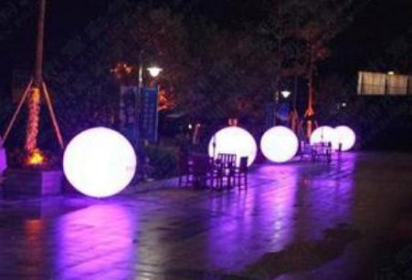 活動道具租賃公司推薦新款道具氣球燈