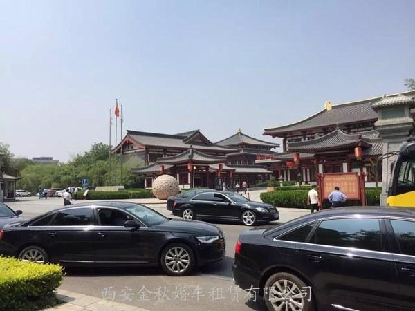 定边县奥迪A6L婚车租赁公司