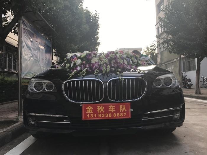 十里铺豪华婚车车队