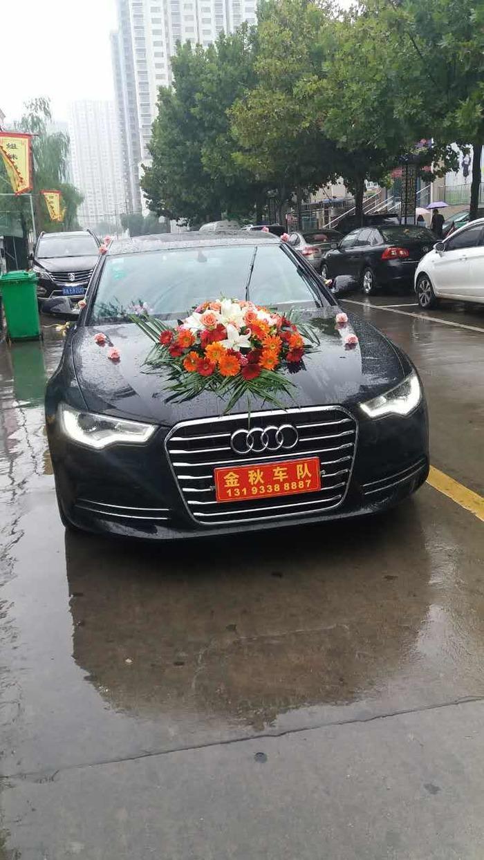 枫林绿洲豪华婚车车队