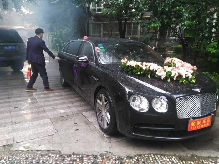 光华路豪华婚车车队