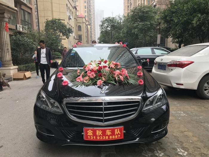 安康市白河县婚庆租车