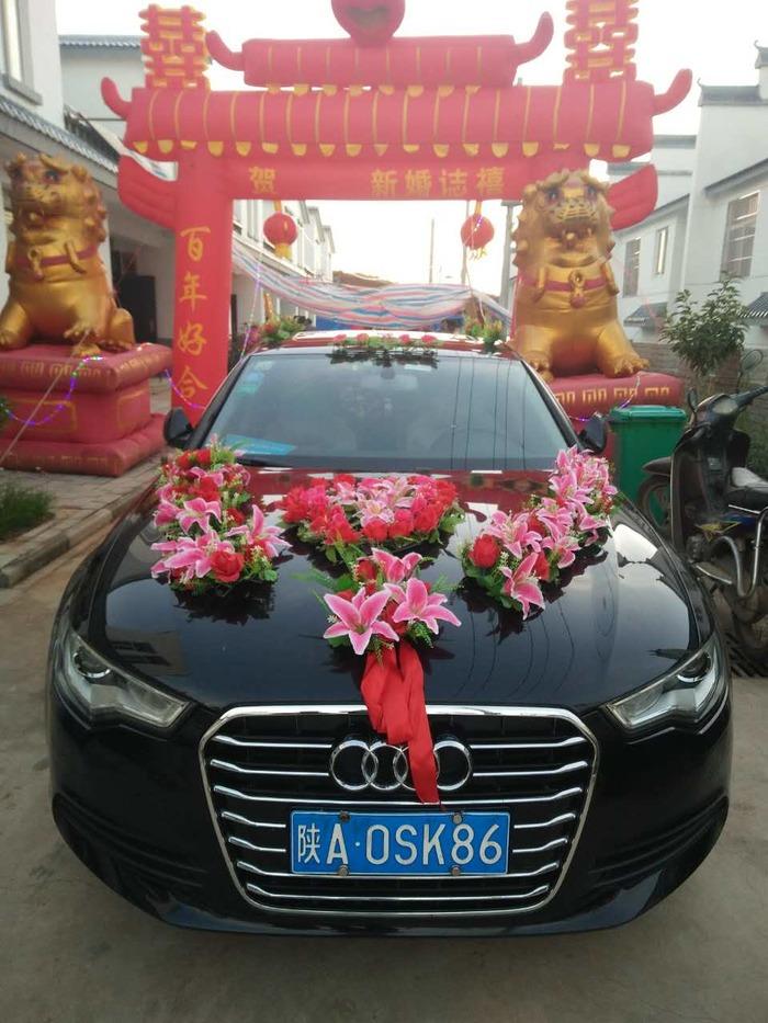 宝鸡市千阳县婚车车队