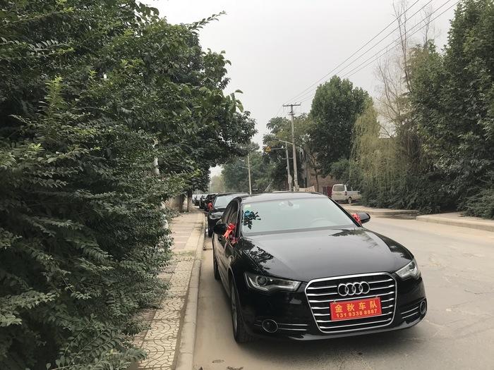 宝鸡市凤县结婚租车
