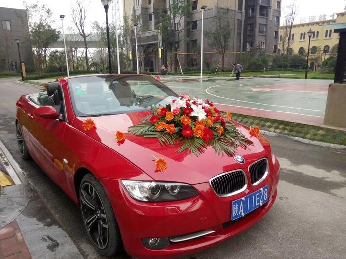 商洛市商南县结婚租车