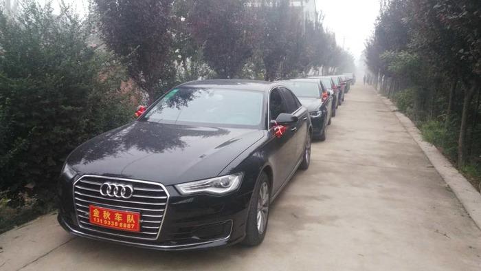 商洛市山阳县租婚车