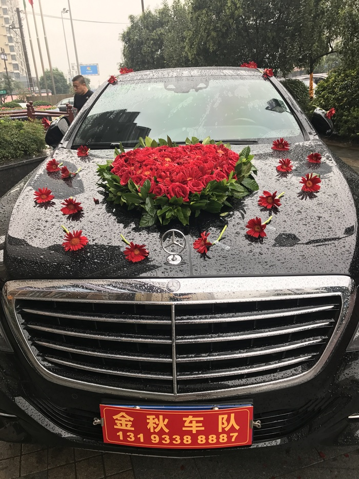 渭南市合阳县租婚车