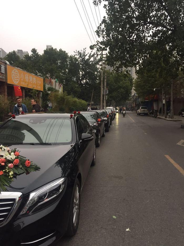 渭南市合阳县婚庆用车