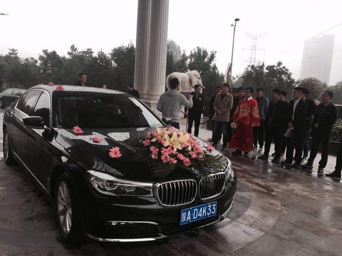 渭南市澄城县婚车