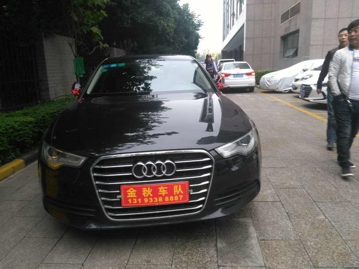 渭南市澄城县租婚车