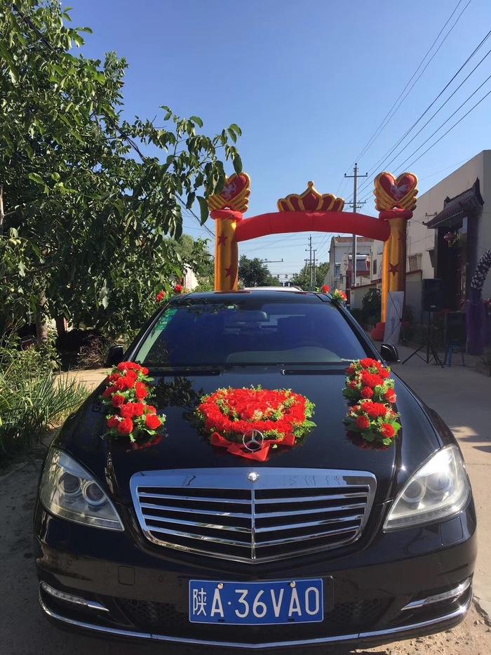 渭南市澄城县婚车车队