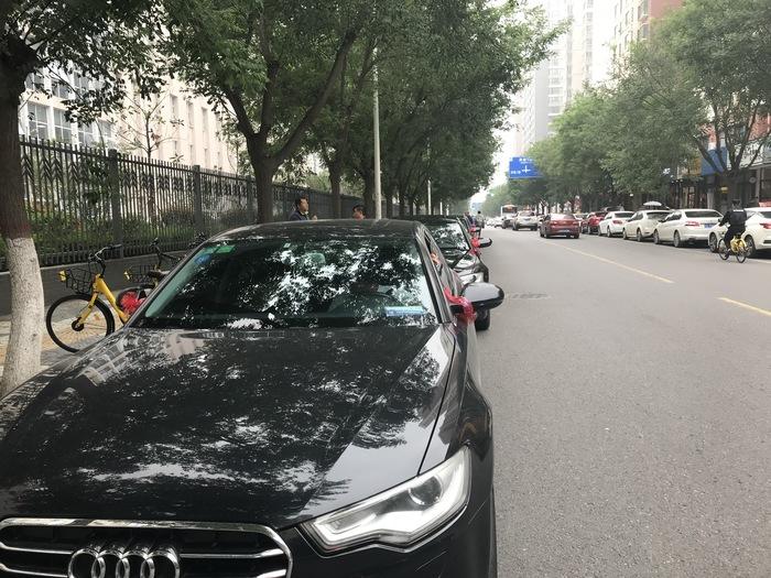 渭南市蒲城县婚车