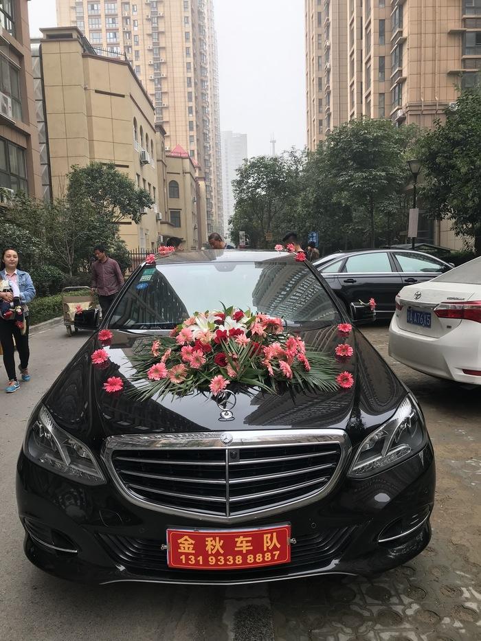 渭南市蒲城县婚庆头车出租