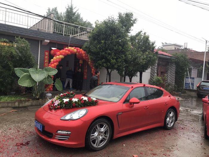 渭南市蒲城县婚庆用车