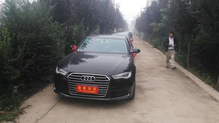 渭南市白水县租婚车