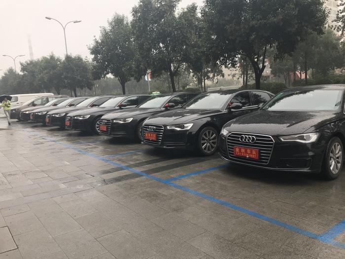 渭南市白水县婚车车队