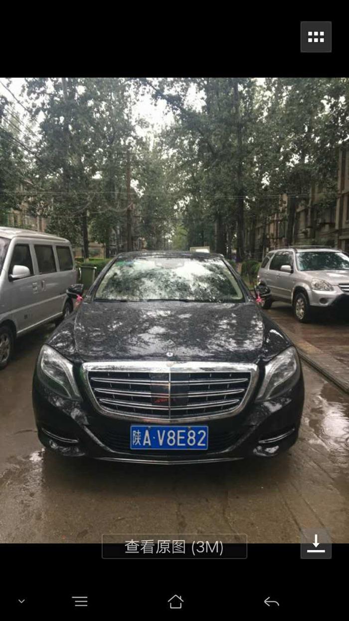 渭南市富平县租婚车
