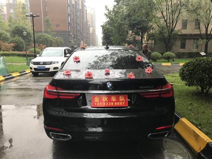 渭南市富平县婚车出租