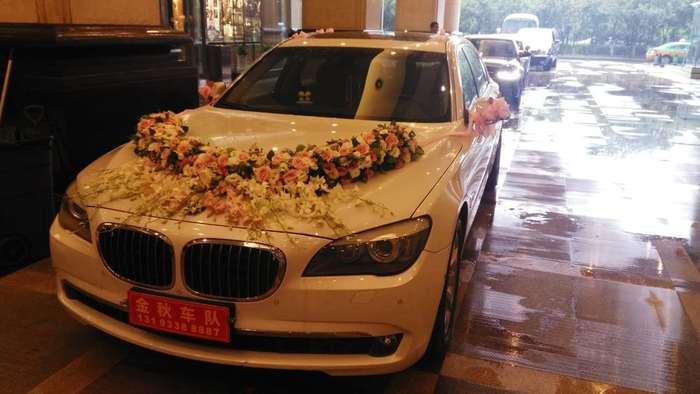 渭南市富平县开头婚车