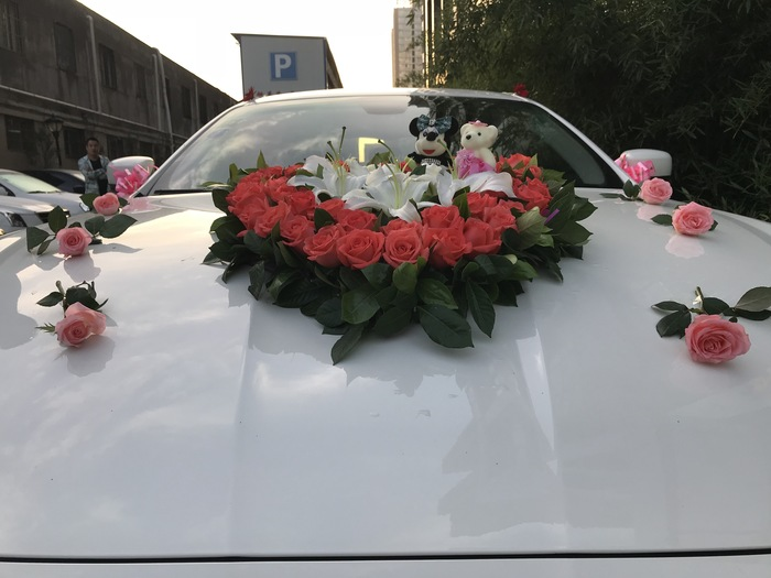 咸阳市旬邑县婚庆头车出租